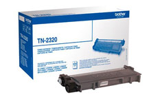 Brother Laser Toner Cartridge High Yield Page Life 2600pp Black