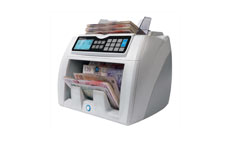 Safescan 2680-S Automatic Bank Note Counter with 6 point Detection