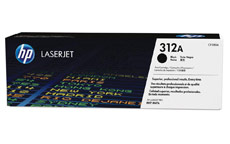 Hewlett Packard 312A Laser Toner Cartridge Page Life 2400 Black