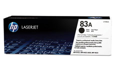 Hewlett Packard 83A Laser Toner Cartridge Page Life 1500 Black