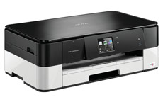 Brother DCP-J4120DW Colour Inkjet Multifunction Printer Duplex Wi-Fi 20ppm A3