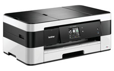 Brother MFC-J4420DW Colour Inkjet Multifunction Printer Duplex Wi-Fi 20ppm A3