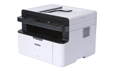 Brother MFC-1910W Mono Inkjet Multifunction Printer Wi-Fi 20ppm A4