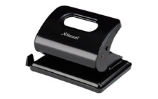 Rexel V220 Value Punch 2-Hole Metal Capacity 20x 80gsm Black