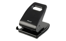 Rexel V230 Value Punch 2-Hole Metal Capacity 30x 80gsm Black