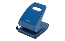 Rexel V230 Value Punch 2-Hole Metal Capacity 30x 80gsm Blue