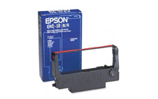 Epson ERC38BR Fabric Ribbon Cartridge Black/Red
