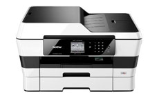 Brother MFCJ6720DW Colour Inkjet Multifunction Printer WiFi 20ipm A3