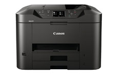 Canon Maxify MB2350 Colour Inkjet Multifunction Printer WiFi 23ppm A4