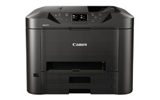 Canon Maxify MB5350 Colour Inkjet Multifunction Printer Duplex WiFi 23ppm A4