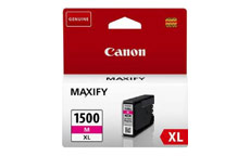 Canon PGI-1500XLM Inkjet Cartridge High Yield 12ml Page Life 780pp Magenta