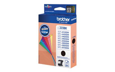 Brother Inkjet Cartridge 11.8ml Page Life 550pp Black