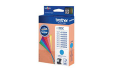 Brother Inkjet Cartridge 5.9ml Page Life 550pp Cyan