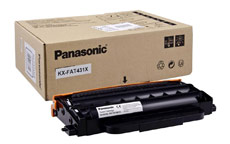 Panasonic Laser Toner Cartridge Page Life 6000pp Black
