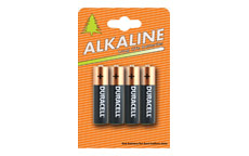 Duracell Plus Power Battery Alkaline AA