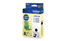 Brother Inkjet Cartridge Page Life 2400pp Black