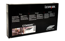 Lexmark Lexmark Photoconductor Page Life 80000 pp Black, Cyan, Magenta and Yellow
