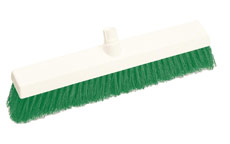 Scott Young Research Broom Head Soft 12 Inch Green
