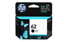 Hewlett Packard No. 62 Inkjet Cartridge Black