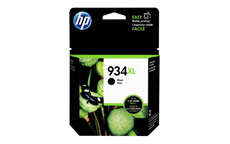 Hewlett Packard No. 934XL Inkjet Cartridge Black