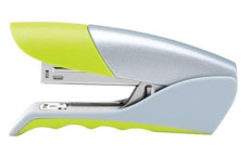 Rexel Joy Gazelle Stapler Half-strip Capacity 25 Sheets Lime