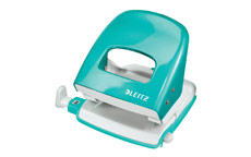 Leitz NeXXt WOW Hole Punch 3mm 30 Sheet Ice Blue