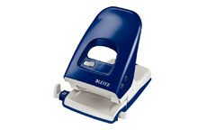 Leitz NeXXt Hole Punch 4mm 40 Sheet Blue