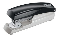 Leitz NeXXt Stapler 3mm 30 Sheet Black