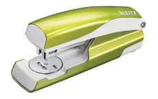 Leitz NeXXt WOW Stapler 3mm 30 Sheet Green