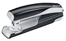 Leitz NeXXt Stapler 4mm 40 Sheet Black
