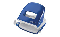 Leitz NeXXt Hole Punch 3mm 30 Sheet Blue