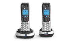 BT 2600 Dect Telephone Twin