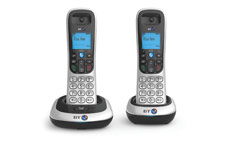 BT 2100 Dect Telephone Twin