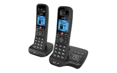 BT 6600 Dect Telephone Twin