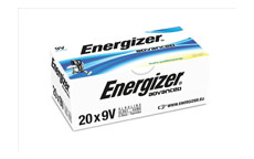 Energizer Eco Advanced Batteries 9V / 522