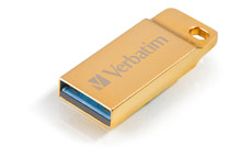 Verbatim Metal Executive USB Drive 3.0 64GB