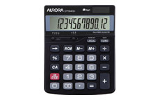Aurora Semi Desk Calculator