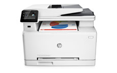 Hewlett Packard Colour Laserjet Pro M277n Multifunction Printer