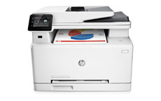 Hewlett Packard Colour Laserjet Pro M277dw Multifunction Printer