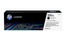 Hewlett Packard 201A Laserjet Toner Cartridge Black