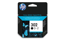 Hewlett Packard No.302 Inkjet Cartridge Black