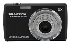 Praktica 20-Z50 Digital Camera Kit Black