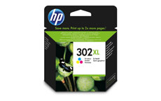 HP 302XL Ink Cartridge Tri Colour