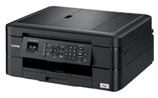 Brother MFC-J480DW All In One Inkjet Multifunction