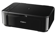 Canon Pixma MG3650 Multifunction Inkjet Printer WiFi 5ipm Colour 9ipm Mono A4 Black