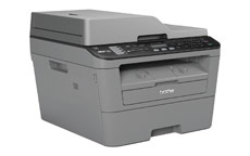Brother MFCL2700DN Mono Multifunction Laser Printer 24ppm Duplex A4