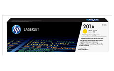 Hewlett Packard 201A LaserJet Toner Cartridges Page Life 1400pp Yellow