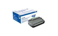 Brother TN3480 Laser Toner Cartridge High Yield Page Life 8000pp Black