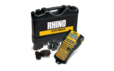 Dymo Rhino Industrial 5200 Labelmaker Hard Case Kit