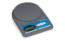 Salter Letter and Parcel Scale Electronic 1g Increments Capacity 5kg Grey